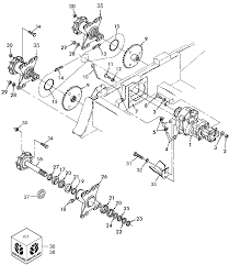 885 new holland skid steer wiring diagram new holland lx885