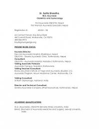 resume format sle doctor s note resume creat security guard skills for mbbs create cover letter