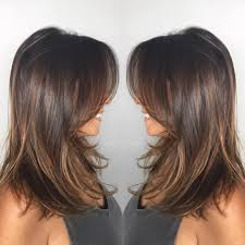medium length layered hairstyles medium hairstyles for women