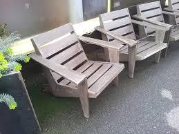 Adirondack Deck Chair Outdoor Wood Plans Download by The 25 Best Modern Adirondack Chairs Ideas On Pinterest Garden