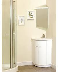 fresh corner vanity bathroom units 14835