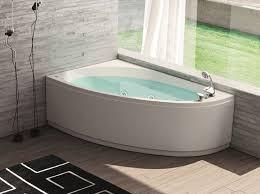 corner tub bathroom designs corner bathtub curacao 58 x 58 corner whirlpool jetted bathtub