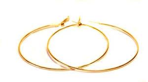 hoop earrings gold large hoop earrings 3 inch hoop earrings gold tone