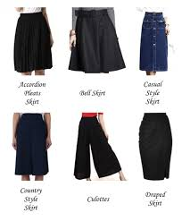 Draped Skirts A Z List Of Types And Silhouettes Of Skirts In Fashion Hubpages