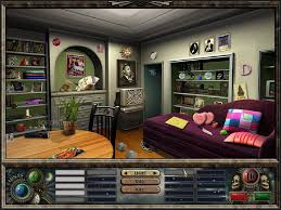 hidden object game with multiple endings
