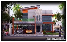 philippine dream house design four bedroom two storey house 2