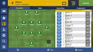 apk mobile football manager mobile 2017 apk mod obb fmm17 names
