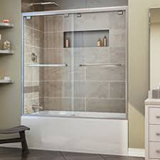 lowe u0027s dreamline showers and bathtub doors