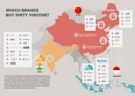 fashion u0027 report reveals pollution in big brands u0027 supply