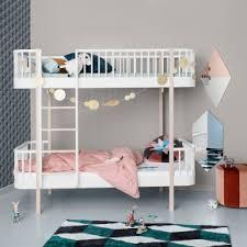 Bunk Bed With Cot Oliverfurniture Com Oliver Furniture