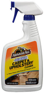 amazon com armor all oxi magic carpet upholstery cleaner 22 fl