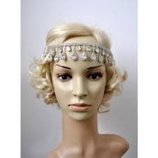 great gatsby headband gold rhinestone headband great gatsby headband headband