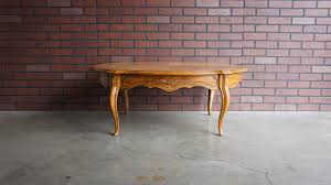 drexel coffee table coffee table french provincial coffee table country french