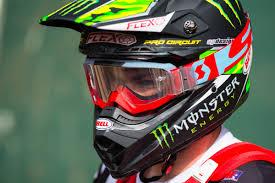 bell red bull motocross helmet chris alldredge agrees to deal with barn pros racing home depot