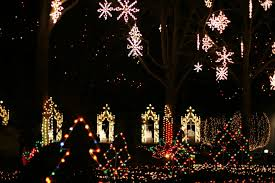 the best places to see christmas lights in new england