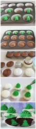 cheesecake stuffed christmas tree cupcakes eattags