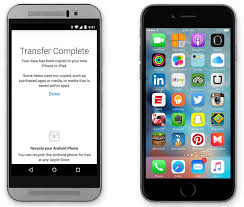 android to iphone transfer app apple s move to ios app likely rebranded version of existing