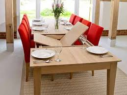 impressive ideas extendable dining table seats 12 room tables that