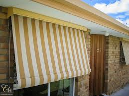 Canvas Awning Campbell U0026 Heeps Canvas Awnings