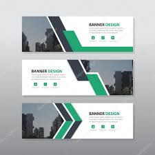 layout banner template design layout banner luxury green purple abstract corporate business
