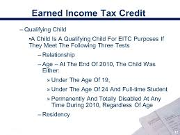 maximizing tax benefits and credits for persons with disabilities