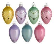 easter egg ornaments ebay