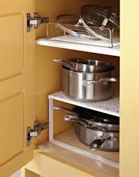 kitchen cabinet organizer shelf white made by designtm shelf inserts for kitchen cabinets kitchen sohor