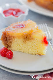 Pineapple Upside Down Cake A Recipe Video My Kitchen Craze