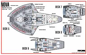 star trek enterprise floor plans baby nursery deck blueprints star trek blueprints u s nova nx