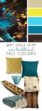 Silk Peacock Home Decor Decorating With Style Get Cozy With Non Traditional Fall Colors
