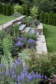 Retaining Wall Ideas For Sloped Backyard The 25 Best Terraced Backyard Ideas On Pinterest Sloped