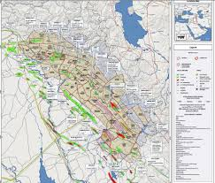 Kurdistan Map Big Oil U0027s Last Frontier Kurdistan Seeking Alpha