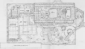 Garden Floor Plan by Paradise Misplaced Inside The Xanadu