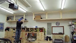 cool garage storage shelving delightful ideas racks costco