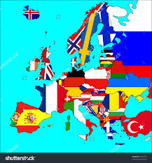 Countries Map Download Map Of All The Countries In Europe Major Tourist