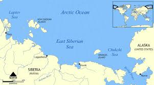 Map Of The Eastern United States by East Siberian Sea Wikipedia