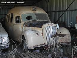 Barn Finds For Sale Australia Sheerline Ambulance Built By Austin Vintage Nsw Ambulances