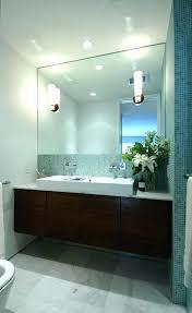 big mirrors for bathrooms large bathroom mirrors ideas