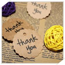 vintage wedding favors 2017 kraft paper thank you gracias gift tag wedding favors party