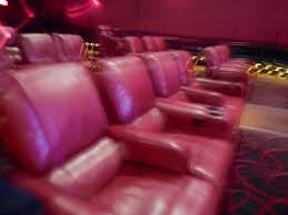 Amc Reclining Seats Comfortable Reclining Seats Picture Of Amc Theatres Braintree