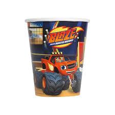 blaze monster machines cups partyland zealand u0027s