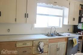 cabinet trim kitchen sink adding trim around kitchen window