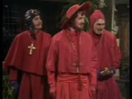 Spanish Inquisition Meme - monty python memes tv tropes