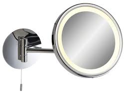 Magnifying Bathroom Mirror 79 Awesome Bathroom Magnifying Mirror With Light Home Design Gooxoi