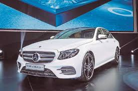 mercedes e300 price mercedes prices e300 amg line at rm458 888 straits times