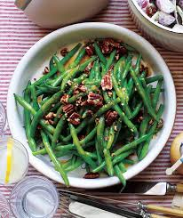 thanksgiving green bean recipes real simple
