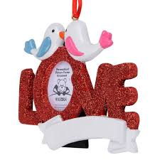 maxora resin glitter pigeon picture frame write name as