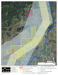 Jackson Hole Map Land Trust Defends Path Of Pronghorn Decision News Columns Wyofile