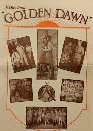 This Is The Part Where The Curtain Falls Lyrics Musical Of The Month Golden Dawn The New York Public Library