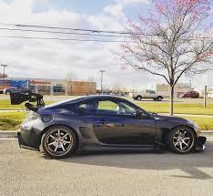 custom subaru brz wide body pandem twitter search